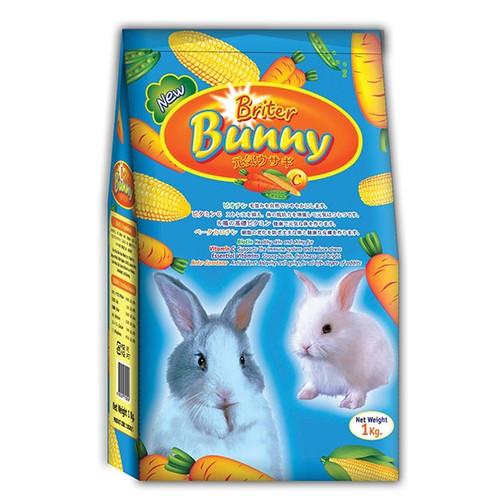 Foto Produk Makanan Kelinci Briter Bunny Carrot Corn 1KG dari HALFKOI AQUARIUM