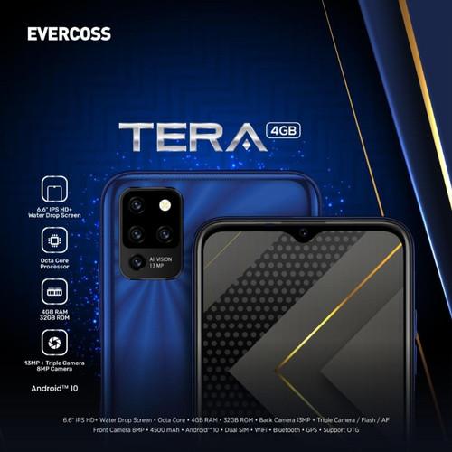 Foto Produk Evercoss Tera S6 4/32 Ram 4GB Internal 32GB Garansi Resmi dari dk-cell