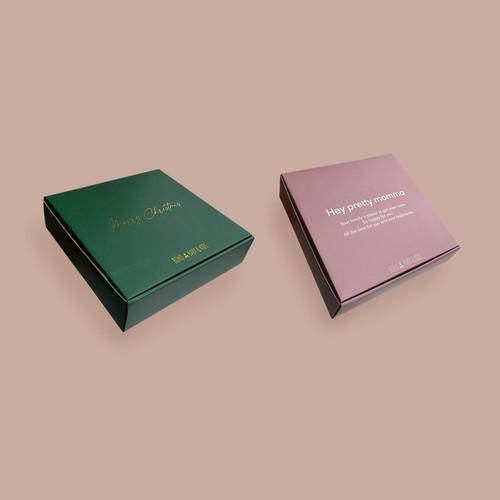 Foto Produk GIFT BOX (Special Occasion, Birthday, New Born, And Baby Shower) - BUBBLE WRAP, 20X20X5 dari Bohopanna