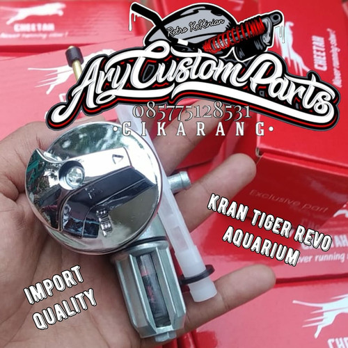 Foto Produk Kran bensin tiger Revo aquarium dari Ary Custom Parts