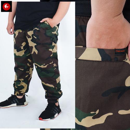 Foto Produk Okechuku TONY JUMBO Celana Chino Jogger Fashion BIG SIZE Pria dari Okechuku