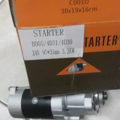 Foto Produk Dinamo Stater PS 100 4D30-31-32 Mitsubishi dari good_price store 2