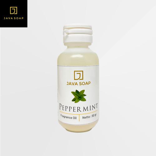 Foto Produk Peppermint Fragrance oil 50 gr dari Java Soap