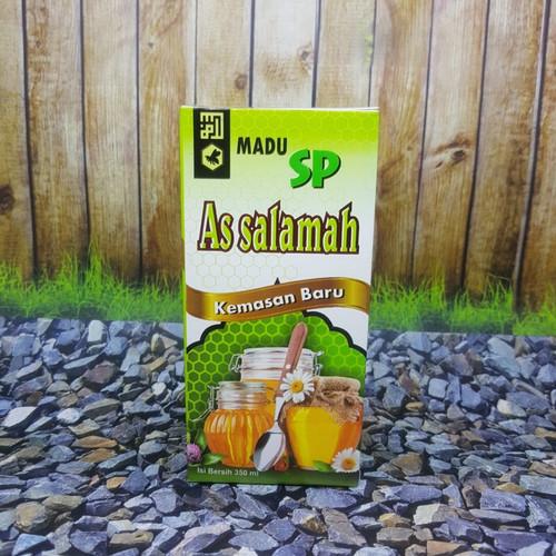 Foto Produk MADU AS SALAMAH spesial pencernaan 350 ml mengobati pencernaan dari zhamamy herbatonik