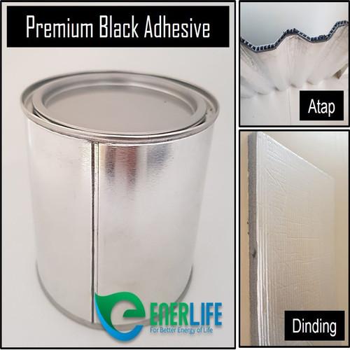 Foto Produk Lem / Adhesive Premium Black Aluminium Foil Untuk Atap dan Dinding dari Energy Life Indonesia