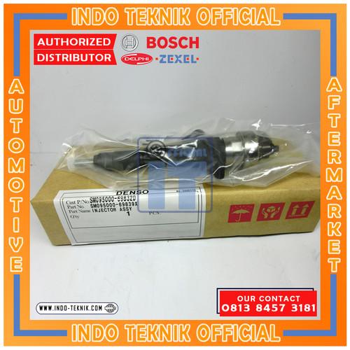 Foto Produk Injector Sumitomo SH130 Original Denso - Injektor SH130-5 SH 130 dari indo teknik official