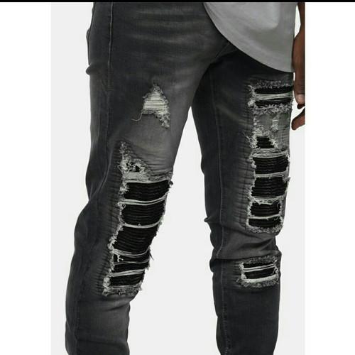 Foto Produk Graphite Biker Jeans - 34 dari Bintang Wijaya Bandung