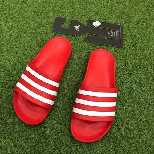 Foto Produk PROMO Sandal Cowok Original Adidas Adilette Aqua Murah dari Far Sport