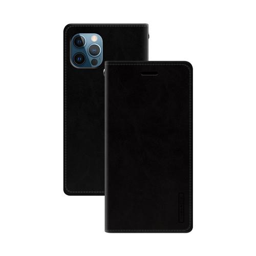 Foto Produk Goospery iPhone 12 6.1 iPhone 12 Pro 6.1 Blue Moon Flip Case - Black dari Goospery Indonesia