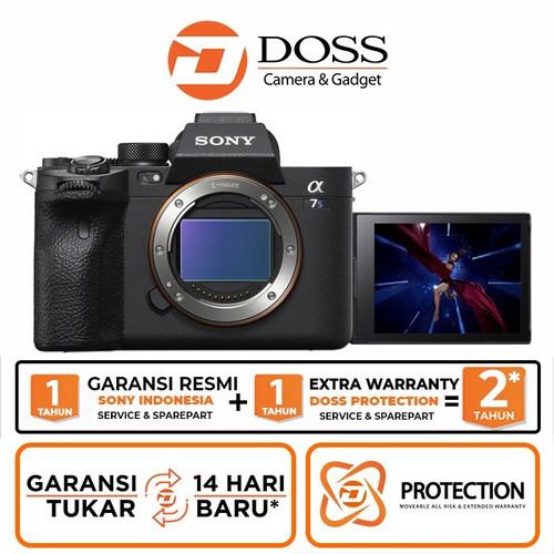 Foto Produk Sony A7SIII A7S III Body Only / Sony A7S Mark III / Sony A7SM3 - A7S III BODY dari DOSS