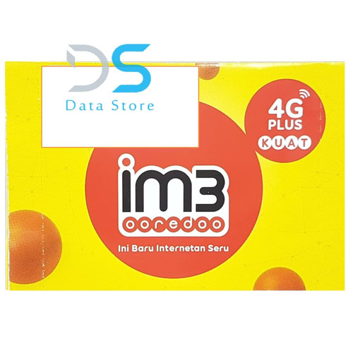 Foto Produk Perdana Indosat 0K dari Data Store Cellular