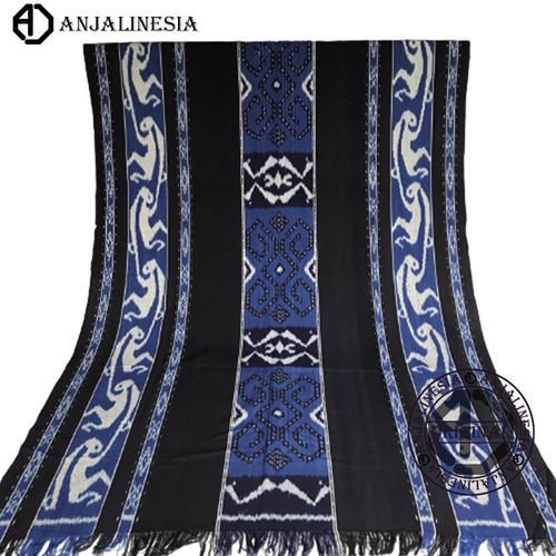 Foto Produk kain tenun ikat blanket TB062 dari anjalinesia