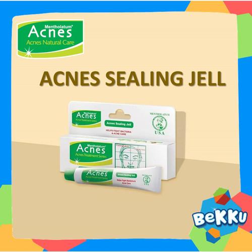 Foto Produk Acnes Sealing Jell 9gr / Acnes Sealing Gel / beKKu - Sealling 9gr dari tokobekku