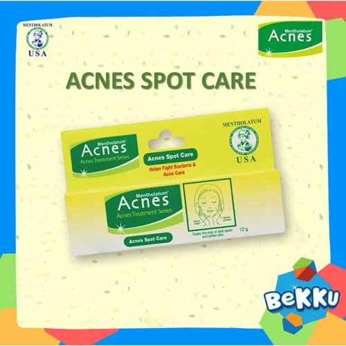 Foto Produk Acnes Spot Care 12gr / Perawatan Acnes Spot Care / beKKu dari tokobekku