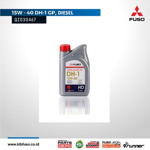 Foto Produk Oli Mesin / Diesel Engine Oil MFGO DH-1 15W-40 1 liter (QZ030467) - Purwokerto dari FUSOSBAG