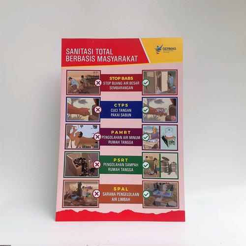 Foto Produk Poster STBM dari Syafana