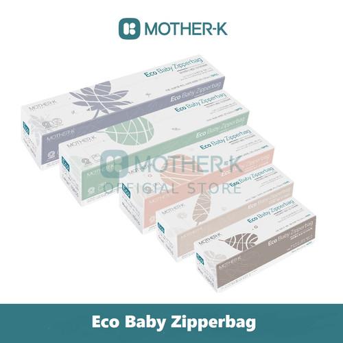 Foto Produk Mother-K - (Kantung Penyimpanan) Eco Baby Zipperbag - Large dari Mother-K & K-Mom