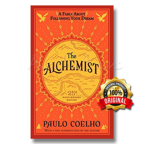 Foto Produk The Alchemist 25th Anniversary By Paulo Coelho-9780062355300 dari Alabatan
