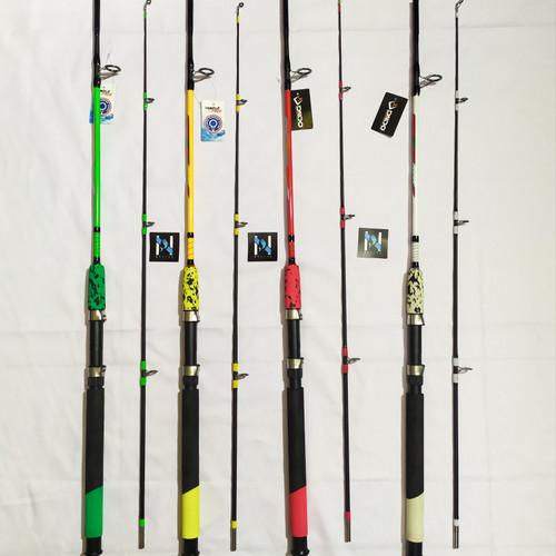 Foto Produk Joran Daido Manta Solid 180 dari Nereus Fishing Store
