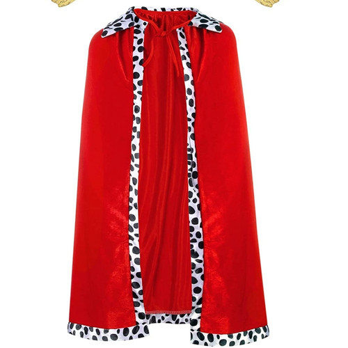 Foto Produk kings Cape robes jubah raja kostum halloween costume dari Baby Angeline Shop