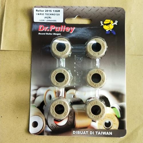 Foto Produk ROLLER DR PULLEY 13 GRAM VARIO 125, PCX, SPIN BUKAN TDR / KAWAHARA dari yanshel e-store