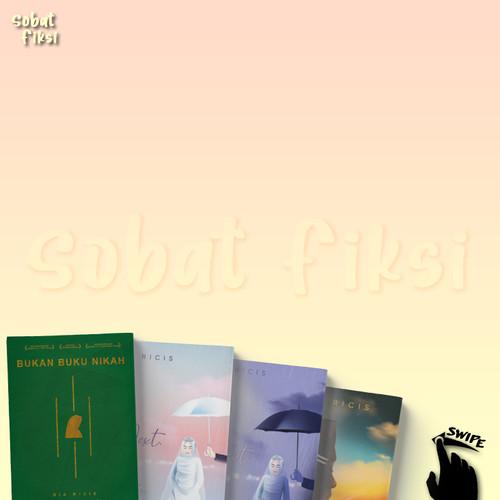 Foto Produk Bukan Buku Nikah BBN Ria Ricis - BBN Non Bonus dari Sobat Fiksi