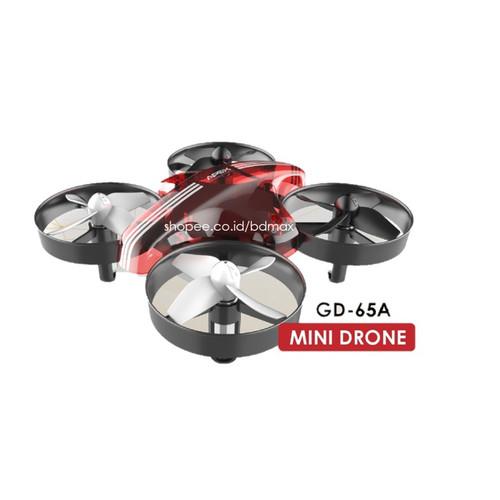 Foto Produk Racing Drone Ghost Blue APEX ZM65-02 Mini Drone Biru Original Resmi - Merah dari Gadget Distribusi