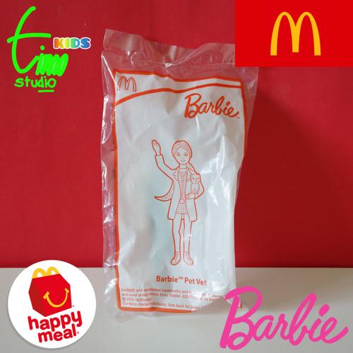 Foto Produk McD Happy Meal Toys Barbie Pet Vet dari TimoStudio