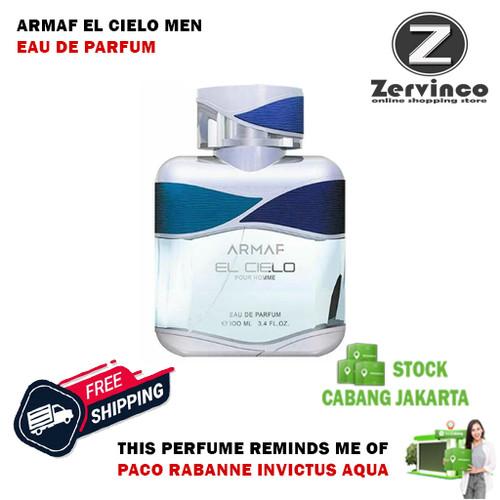Foto Produk Armaf El Cielo For Men Edp 100ml dari Zervinco Parfum Asli