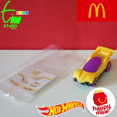 Foto Produk McD Happy Meal Toys Hotwheels Speedy Car dari TimoStudio