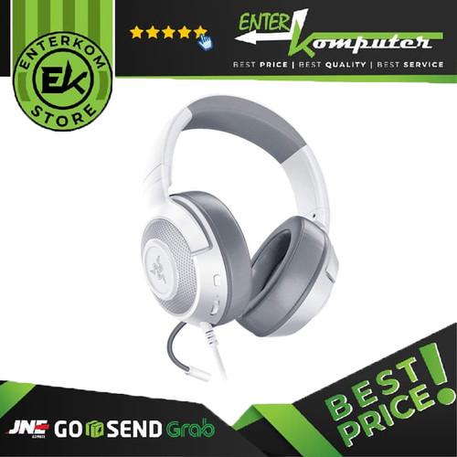 Foto Produk Razer Kraken X - Multi-Platform Wired Gaming Headset Mercury Edition dari Enter Komputer Official