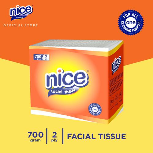 Foto Produk Nice Tissue Wajah Kiloan 700 Gr dari Paseo Tissue Official