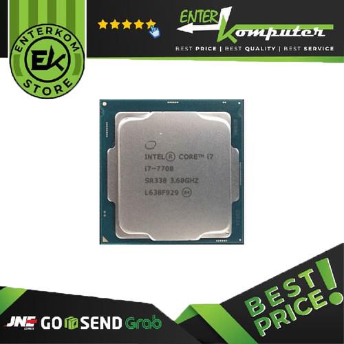 Foto Produk Intel Core i7-7700 3.6Ghz - Cache 8MB [Tray] Socket LGA 1151 dari Enter Komputer Official