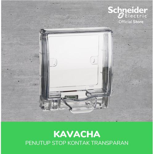 Foto Produk Schneider Electric Kavacha Penutup Stop Kontak Transparan - E223R_TR dari Schneider Electric Home