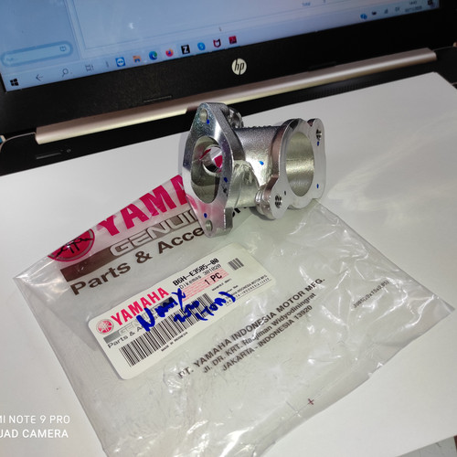 Foto Produk MANIFOLD NMAX2020 CONNECTED YAMAHA B6H-E3585-00 dari Luky Jaya Motor