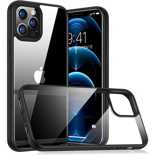 Foto Produk Vision Armor Case iPhone 12 Pro Max 6.7 - Clear Cover Hard Soft Ori dari Logay Accessories