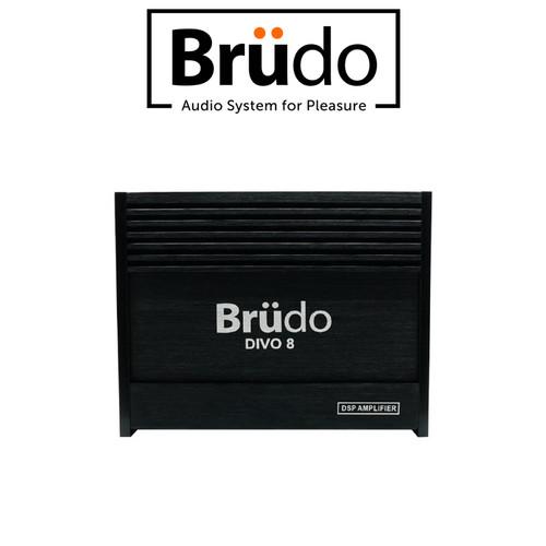Foto Produk Brudo Divo 8 – Digital Sound Processor 8 Channel Built in Power dari SundaMotor