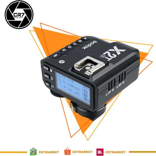 Foto Produk Trigger Godox X2T For SONY Wireless Trigger TTL HSS Transmitter X2T-S dari CR7 MARKET