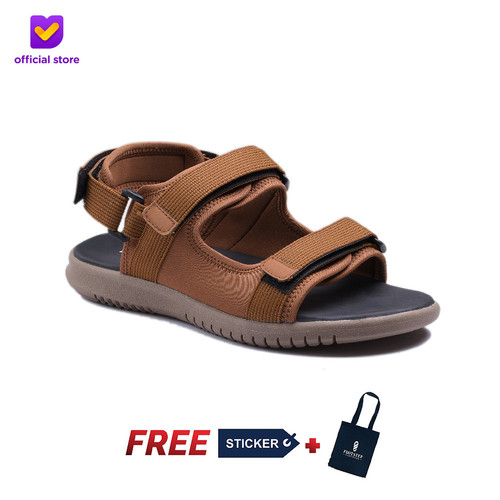 Foto Produk Sandal Pria Outdoor Footstep Footwear - Bionic Tan - 39 dari Footstep Footwear