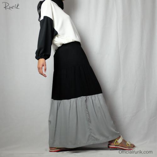 Foto Produk Linsu Skirt Black By Rurik dari Official_Rurik