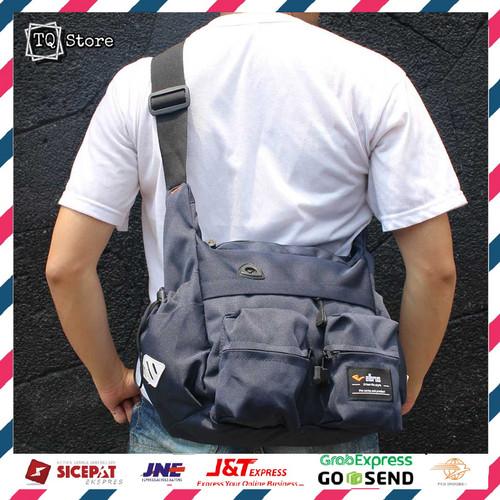 Foto Produk Tas Selempang Pria / Tas Sling bag Murah Outvin - Hijau dari TQSTORE9
