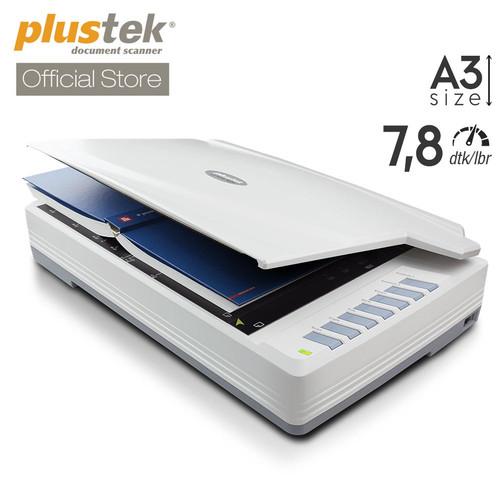 Foto Produk Scanner Plustek OpticPro A320E - 7,8 Detik/lembar (A3 ) dari Plustek Indonesia