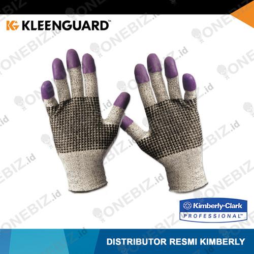 Foto Produk KLEENGUARD/JACKSON SAFETY G60 Nitrile 97433 Cut Resistant Size 10 Pair dari ONEBIZ