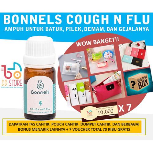 Foto Produk Organiks Cough and Flu Essential Oil - Cocok Untuk Anak dan Bayi dari DD Official Store