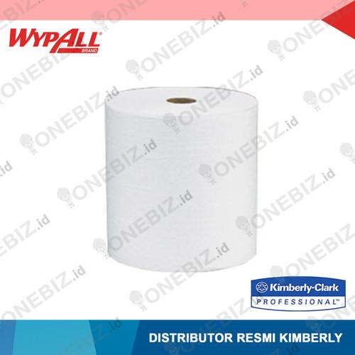 Foto Produk WYPALL L10 28053 Roll Control Wipers +/- 790 sheets/roll Satuan Pc dari ONEBIZ