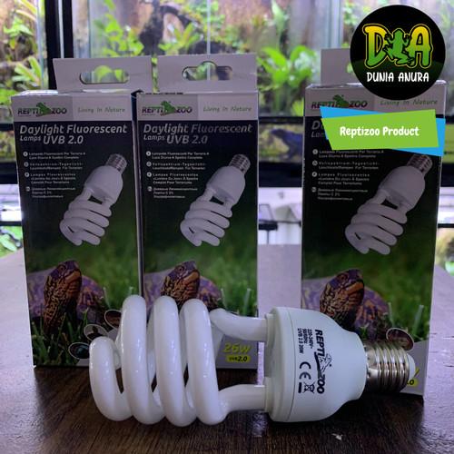Foto Produk Reptizoo UVB 2.0 26W - Lampu Reptil dari Dunia Anura