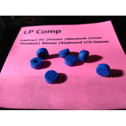 Foto Produk Karet Trackpoint Laptop HP Compaq - Hitam dari LPComp
