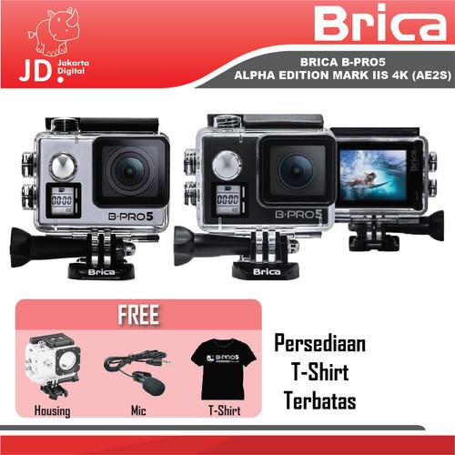 Foto Produk BRICA B-PRO5 ALPHA EDITION MARK IIS 4K AE2S ADA COLOKAN MIC -FREE KAOS dari Jakarta Digital