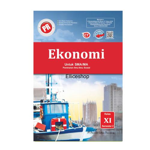 Foto Produk Buku PR/ LKS Ekonomi SMA Kelas 11/ XI, Semester 2, Intan Pariwara dari Ellice Shop