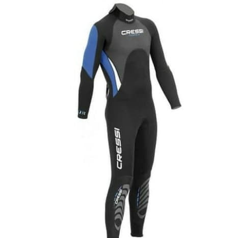Foto Produk long wetsuit cressi morea 3mm dari Sanur Diving Store